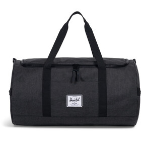 Herschel Sutton Duffle black crosshatch/black